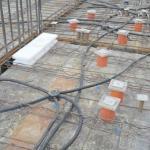 Serviços de montagem de infraestrutura elétrica