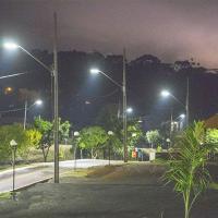 Projeto de iluminação pública